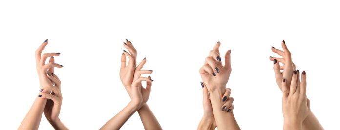 zabiegi pielęgnacyjne na paznokcie